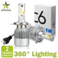 Wholesale Adjustable 36W Led Car Headlight Bulbs Canbus Error Free Auto Led Lighting System from china suppliers