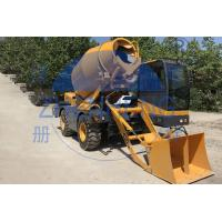 Wholesale On Site 4.2cbm Small Ready Mix Concrete Trucks Highly Motorized Movable from china suppliers