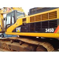 Wholesale USED CAT 345D EXCAVATOR FOR SALE ORIGINAL JAPAN CATERPILLAR 345D Sale from china suppliers