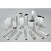 Wholesale Frosted Fabric Aluminum Window Profiles / Aluminum Glass Door Frame from china suppliers