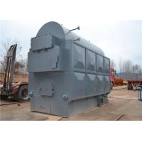China Industrial 2 Ton Single Drum Biomass Steam Boiler Coal Fired For Fabric Factory for sale