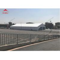 Wholesale Clear Span 20 M PVC Foof Cover Outdoor Event Tent / Aluminum Frame Garden Party Marquee from china suppliers