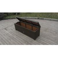 Wholesale Bedroom Rattan Storage Boxes With Powder Coated Aluminum Frame from china suppliers