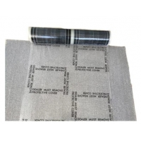 Wholesale PE 200ft 100 Micron Carpet Protection Film For Cars Crack Line Break Point from china suppliers