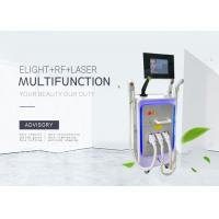 China 3 Filters E - Light Ipl RF Machine For Skin Tightening And Whitening on sale