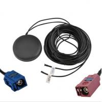 Buy cheap GPS and GSM Combined Antenna Fakra C / D Jack RF connector from wholesalers