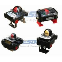 China Solid Design Valve Position Indicator Limit Switch Box For Pneumatic Actuator on sale