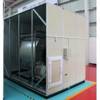 Wholesale Horizontal / Vertical Modular Residential Air Handling Units With 4 - 8 Row from china suppliers