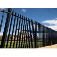 China supplier - hot sale good quality garrison fence/zinc steel fence for sale