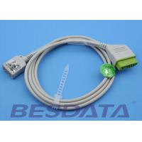 Wholesale Nihon Kohden JC-906PA Compatible ECG Trunk Cable Adapter For BSM / Life Scope Series from china suppliers