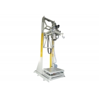 Wholesale FIBC / Ton Bag Weighing Packing Machine  ( Bag Electric Lift Type ) from china suppliers