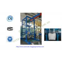 Wholesale BULB Ton Jumbo Bulk Bag Unloader for Powder / Granule / Particals from china suppliers
