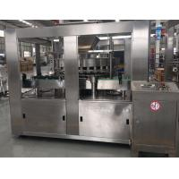 Quality High Preformed Food Filling Machine Rotary Liquid Filling Machine 380V 50HZ for sale