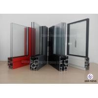 Wholesale Powder Spray Coated Aluminum Door Profile Customized Sections Multicolor Options from china suppliers