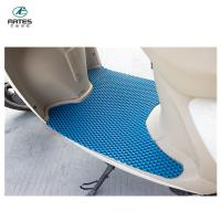 Wholesale Custom Size Motorcycle Foot Mat 12 Colors Water / Fire / Sound / Dust Proof from china suppliers
