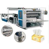 China 6 Line Tissue Paper Making Machine , Embossing Auto Paper Folding Machine on sale