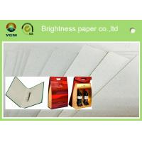 Wholesale Offset Printing Grey Chipboard Paper For Package Box 100% Recyclable from china suppliers