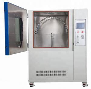 Buy cheap Programmable IPX3 / IPX4 Rain Spray Chamber / Waterproof Oscillating Tube Spray from wholesalers