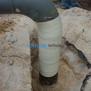 China Pvc Pipe Clamps Repair Pipe Leak Pipe Repair Bandage Water Leak Stop on sale