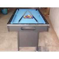 China Customized full size commercial professional  mini pool tables for kids / childrens on sale