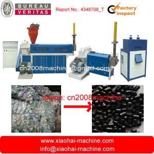 Wholesale Pe Pp film bag Plastic Recycling Machine belt conveyor  Shredder  screw conveyor  crusher from china suppliers