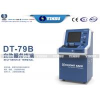 Wholesale Dual Screen Self Service Terminal / Shopping Mall Kiosk Two Dimensional Code Scanning from china suppliers