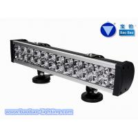 Wholesale EPISTAR 3W DOUBLE ROW LED LIGHT BAR from china suppliers