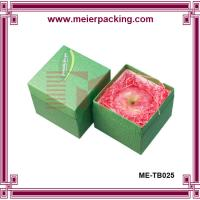 Wholesale paper packaging box/small art paper packaging box for fruit ME-TB025 from china suppliers