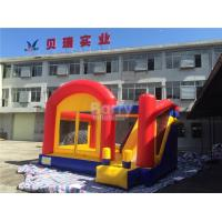 Wholesale Commercial Inflatable Combo Game , Backyard Attractions Inflatable Castle For Kids from china suppliers