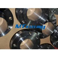 Wholesale 1500LB F51 / F53 2205 / 2507 Flanges Pipe Fittings , Duplex Steel Socket Welding Flange from china suppliers