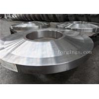 Wholesale ST52 ST60-2 Carbon Steel Forged Rings Flanges Heat Treatment from china suppliers