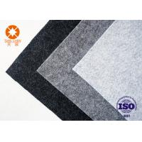 Wholesale Breathable Non Woven Felt Hat Materials Nonwoven Polyester Industrial Felt Fabric from china suppliers