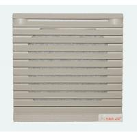 Wholesale 80mm Industrial Axial metal Cabinet Ventilation Fan Filter SA-800 from china suppliers