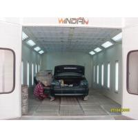 Quality Windan Ventilation System Vertical Down Draft Spray Booth, service for Auto for sale