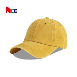 Wholesale Blank Sports Dad Hats With Sunday Metal Buckle Embroidery Logo from china suppliers
