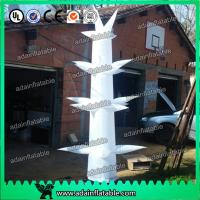 Wholesale 3m/10ft Club Party Inflatable Lighting Decoration Inflatable Tree / Plant from china suppliers