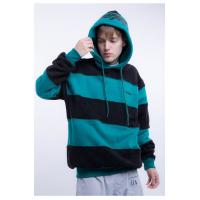 China Men's New Latest Design Fashion Fleece Hoodies in contrast colours for sale