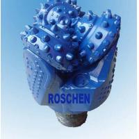 China API Thread Tricone Roller Drill Bits Used In Oil Drilling And Geological Drilling on sale