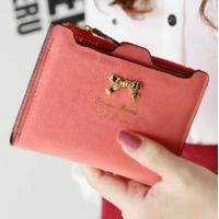 Quality Fashion Casual Credit Card Holder Short Purse for sale