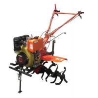 Wholesale 5hp Mini tractor gas powered garden tiller for agricultural , ground tiller machine from china suppliers