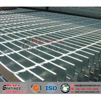 Quality Road Drainage Welded Steel Grating for sale