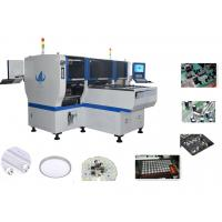 China Automatic LED SMD Mounting Machine HT-E8D 380AC 50Hz Power High Precision for sale