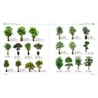 Wholesale plastic mini bonsai plant artificial art flower artificial green trees plants plastic bamboo plants from china suppliers