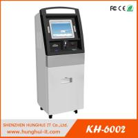 Wholesale Automated Teller Machine with Cashcode Cash Acceptor and MFS Cash Dispenser from china suppliers