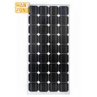 Wholesale Energy Saving PV Home Solar Panels 150 Watt For 12V / 24V Solar Hybird System from china suppliers