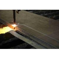 Wholesale Machine Part Plasma Laser Cutting Steel Plate For Metal Coating Machinery from china suppliers