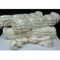 China 3A,4A grade pure mulberry 100%spun raw silk yarn 20 22d on sale