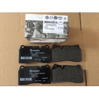 Wholesale 7L6698151E Auto Brake Parts Front Pad Set For VW Touareg Wear Indicator from china suppliers