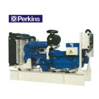 PERKINS Diesel Standby Generator 160KW 200KVA Durable With Stamford Alternator for sale