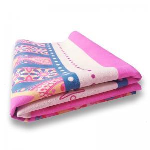 China Folding travel yoga mat, Ultra-thin Travel Mat, Ultra light foldable yoga mat,Colorful foldable Travel mat on sale